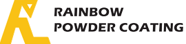 Rainbow Powder Coating