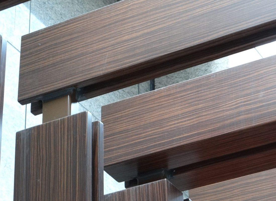 wood powder coating UAE