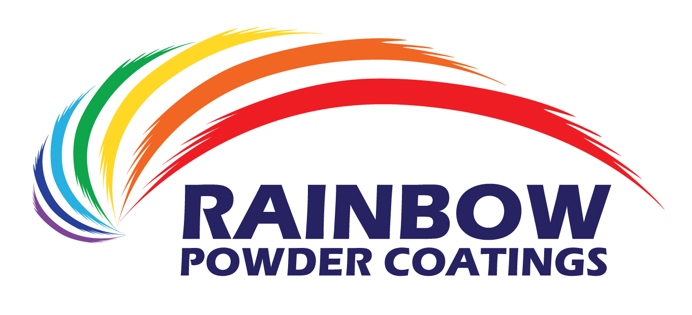 Rainbow Powder Coating